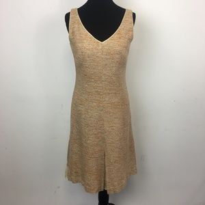Kay Unger New York Tweed Sleeveless Sheath Dress